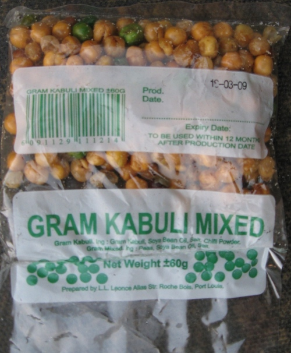 Paquet de grams en gadjack.
